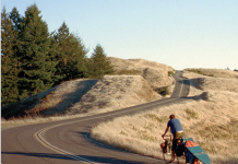 Slow is Fast, un viaje de surf en bicicleta por California