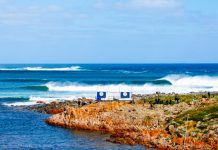 Margaret River Pro accidentado. Foto: sportingnews.com/au