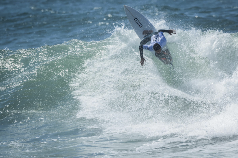 Andy Criere. Foto: Damien Poullenot / WSL