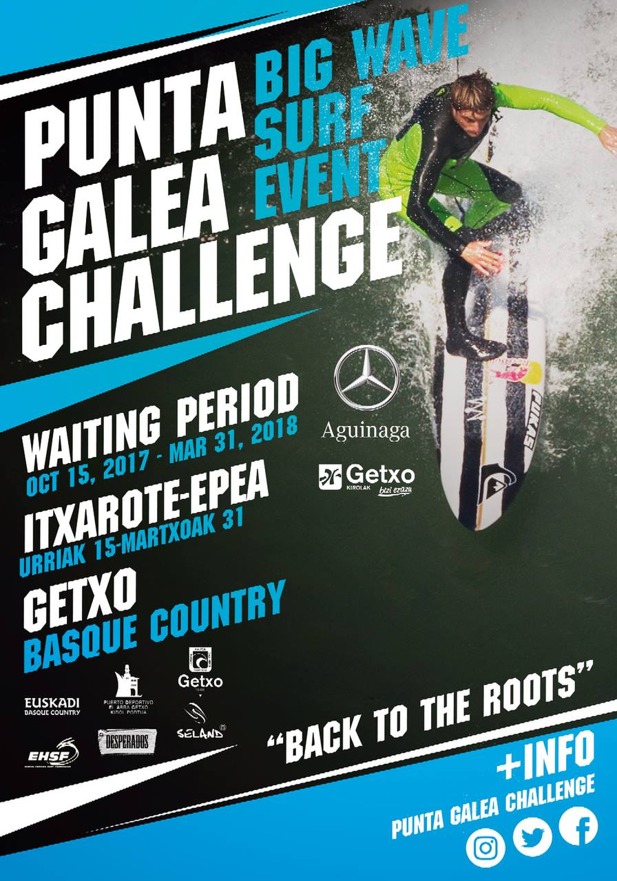 poster del XII Punta Galea Challenge