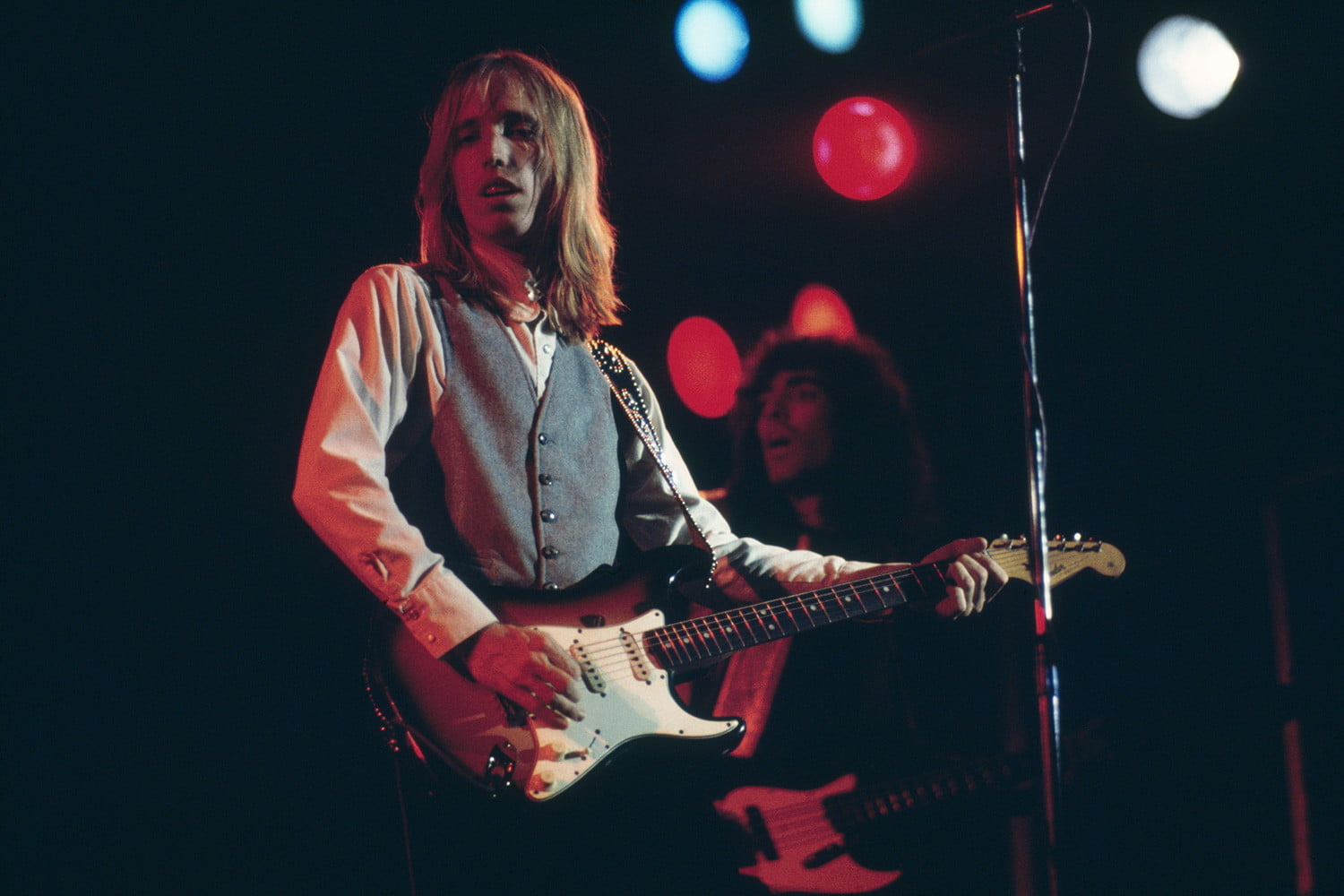 Recordando a Tom Petty. Fotocred: Ian Dickson