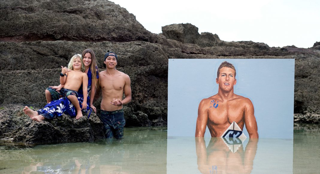 Billabong x Andy Irons - Sean Yoro