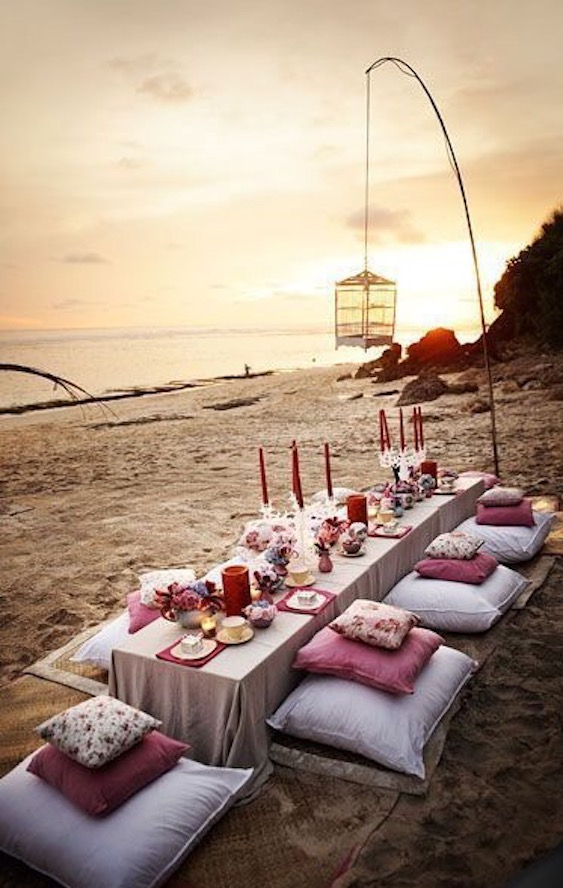 Chill Out Boda. Foto: Pinterest
