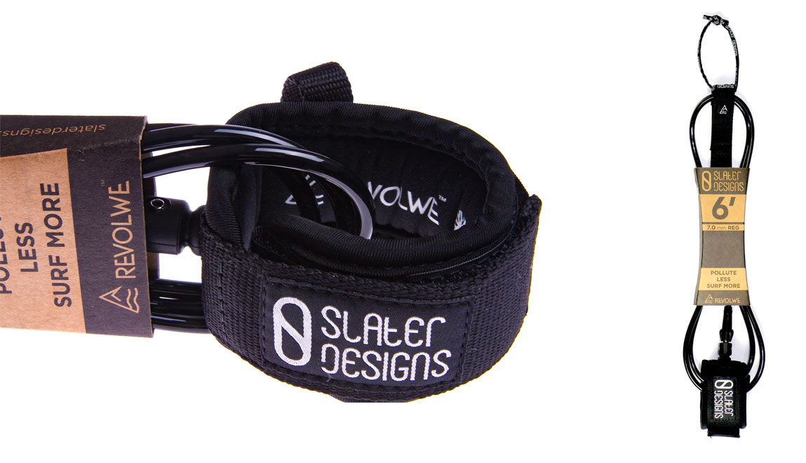Regular Leash 6' - Slater Designs x Revolwe